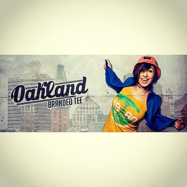 Oakland Apparel by clothingsuru