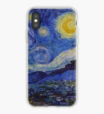 The Starry Night by Vincent van Gogh (1889) iPhone Case