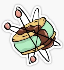 Ice Cream Sandwich Sticker