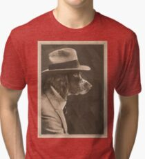 The Gangster Tri-blend T-Shirt