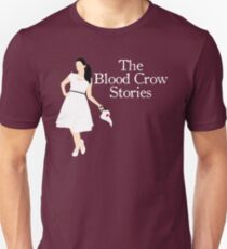 The Blood Crow Stories Logo T-Shirt