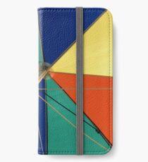 Beautiful Mundane 01 - The Summer Umbrella  iPhone Wallet