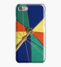 Beautiful Mundane 01 - The Summer Umbrella  iPhone Case/Skin