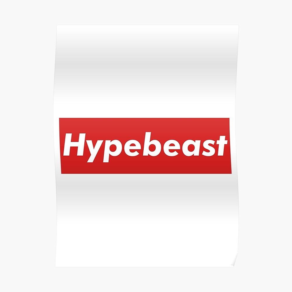 Supreme Box Logo Hypebeast