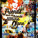 WHINE ALONE by Krista Droop