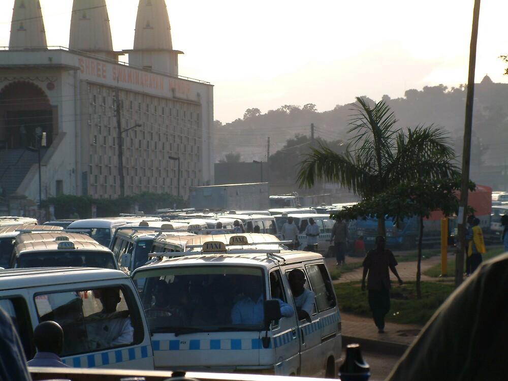 Nairobi Rush Hour by LauraM