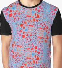 Spicy Dahlia Graphic T-Shirt