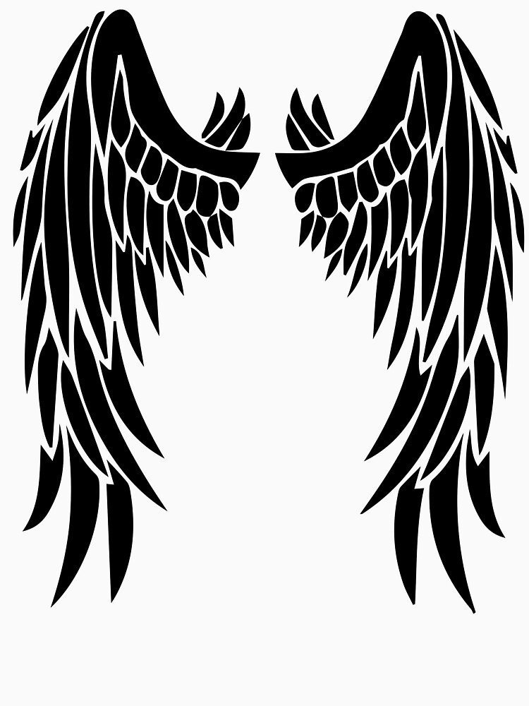 Wings of an angel by PyGuy