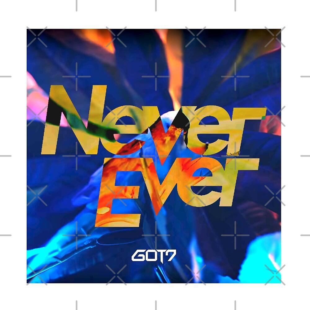 GOT7 - Never Ever (Tropical) by amiar15