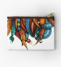 Tribal Rooster Design Studio Pouch