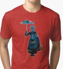 I'm Mary Poppins, Y'all! Tri-blend T-Shirt