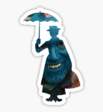 I'm Mary Poppins, Y'all! Sticker