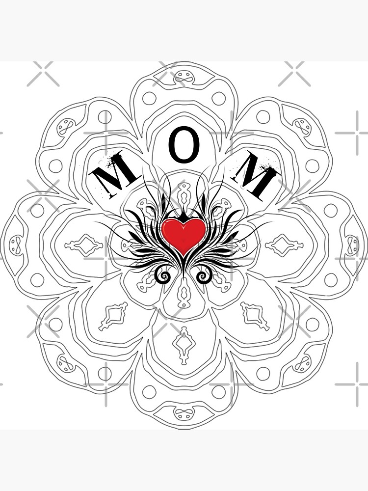 Mom | Mothers Day Design by PureCreations