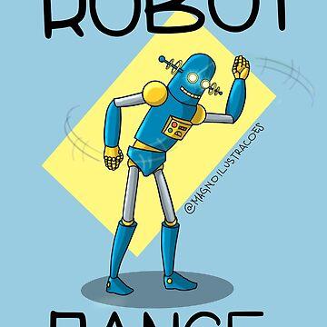 Robot Dance by crazyowl