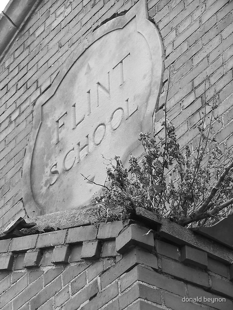 old school by donald beynon