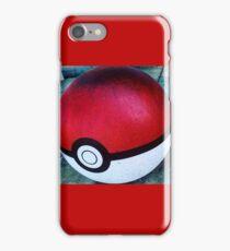 Pokemon Ball iPhone Case/Skin