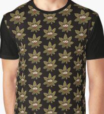 Mary Jane Leaf Graphic T-Shirt