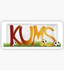 Kutztown University Mens Soccer Sticker