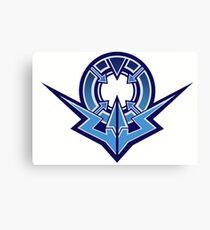Mega Man Zero Neo Canvas Print