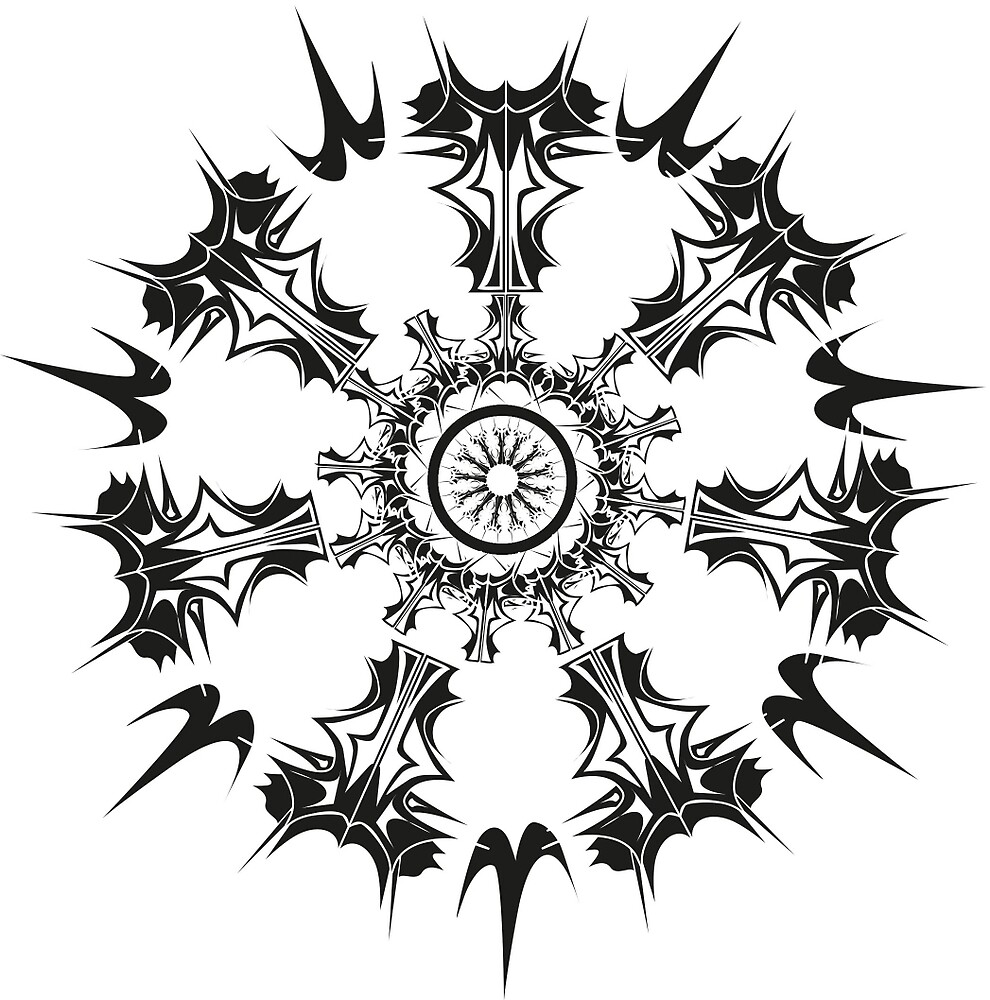 Radial Design by alapona