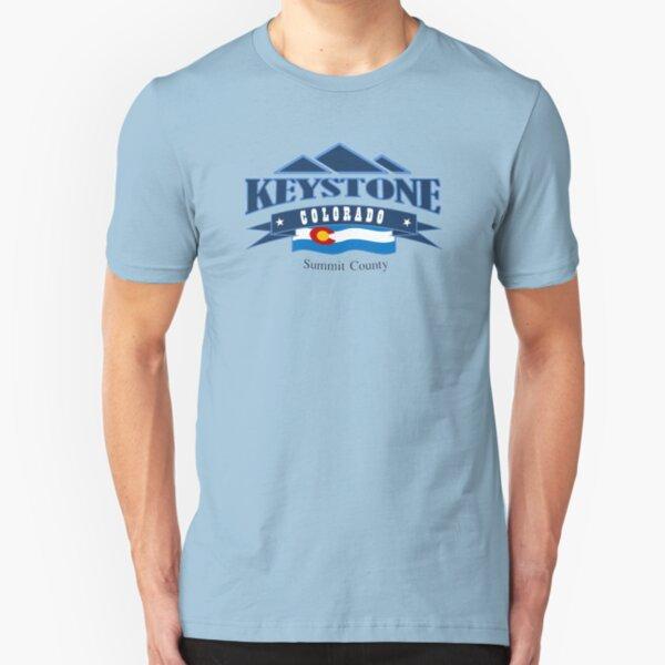 Keystone - Colorado Slim Fit T-Shirt