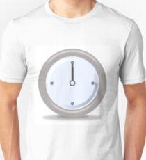 Clock Twelve Unisex T-Shirt