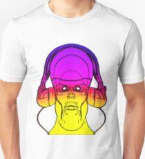 Robot DJ Unisex T-Shirt