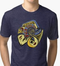 Life in motion Tri-blend T-Shirt