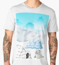 Seal Scene Men's Premium T-Shirt