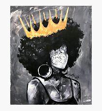Naturally Queen II Photographic Print