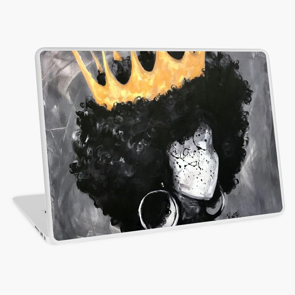 Naturally Queen II Laptop Skin