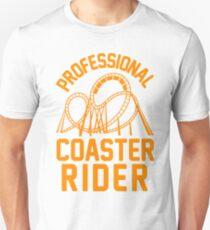 Professional Coaster Rider T-Shirt