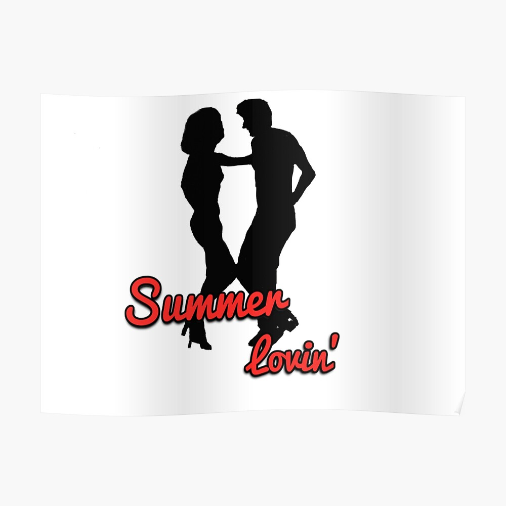 "#RBSTAYCAY ""Sommerliebe"" Poster"