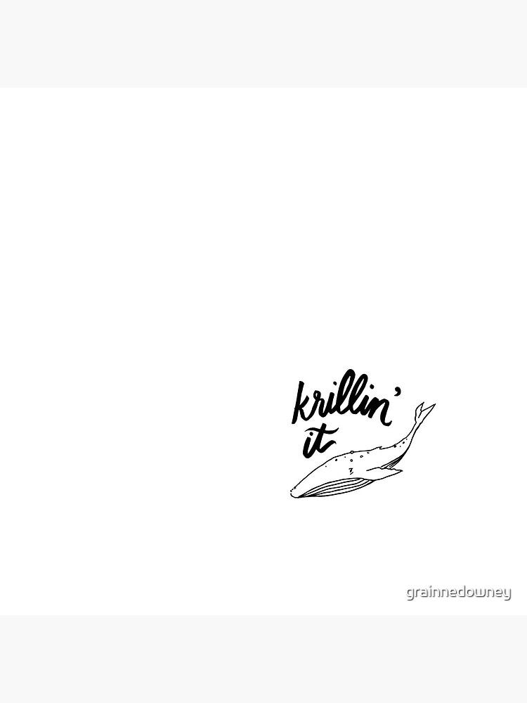 Krillin' It by grainnedowney