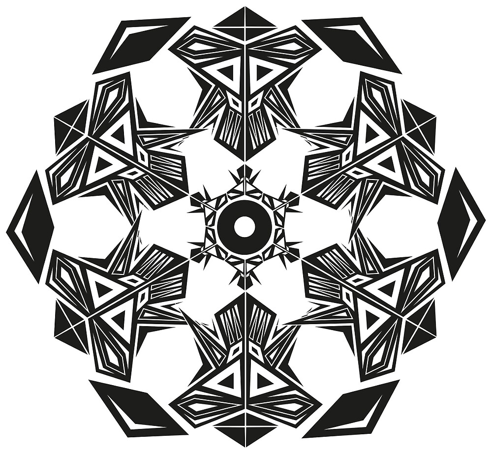 Radial Design 2 by alapona