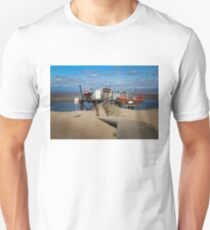 River Wyre Launching Facility - Fleetwood - England T-Shirt