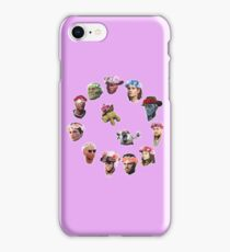 Fallout 4 Flower Crown Party iPhone Case/Skin