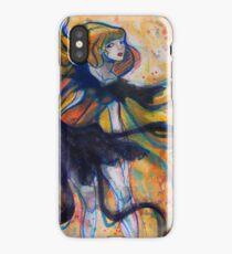 Ribbon Lady iPhone Case/Skin