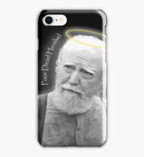 Poor Dead Hershel iPhone Case/Skin