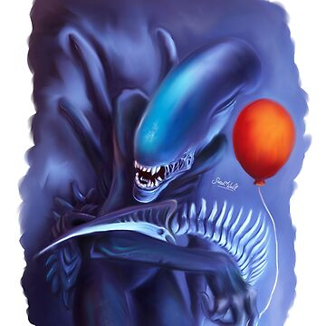 Alien Fun - Wanna play... by sarahmwall