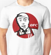 Jake Paul OFC Ohio Fried Chicken Bi*ch KFC Kentucky Fried Chicken Unisex T-Shirt