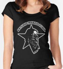EZLN Zapatista T Shirt Women's Fitted Scoop T-Shirt