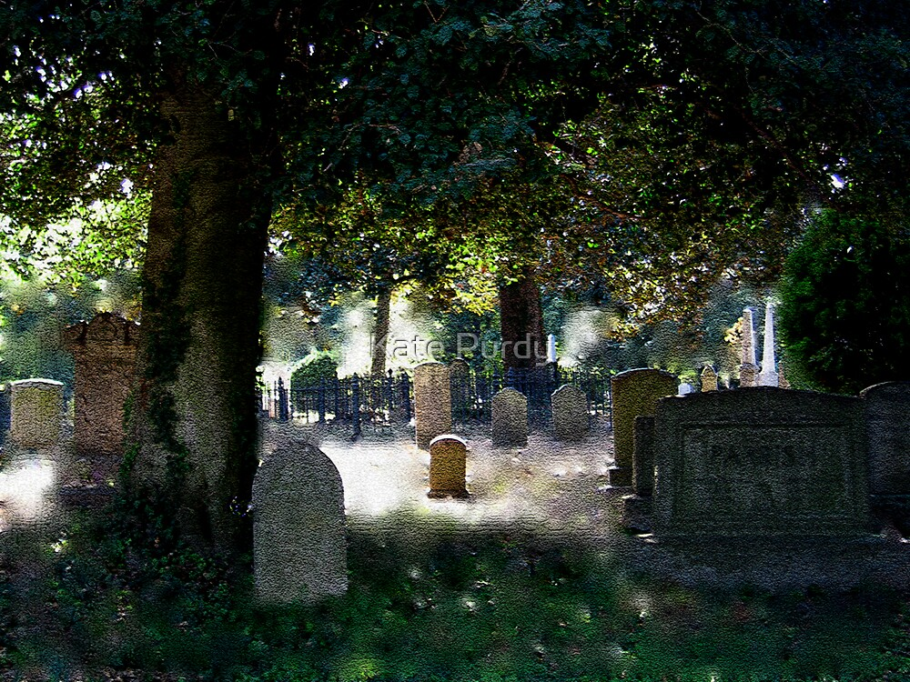 Hollywood Cemetery by Kate Purdy