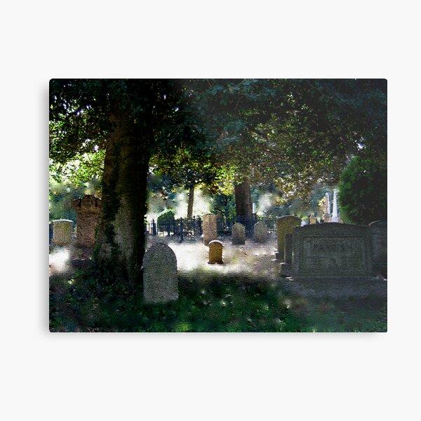 Hollywood Cemetery Metal Print