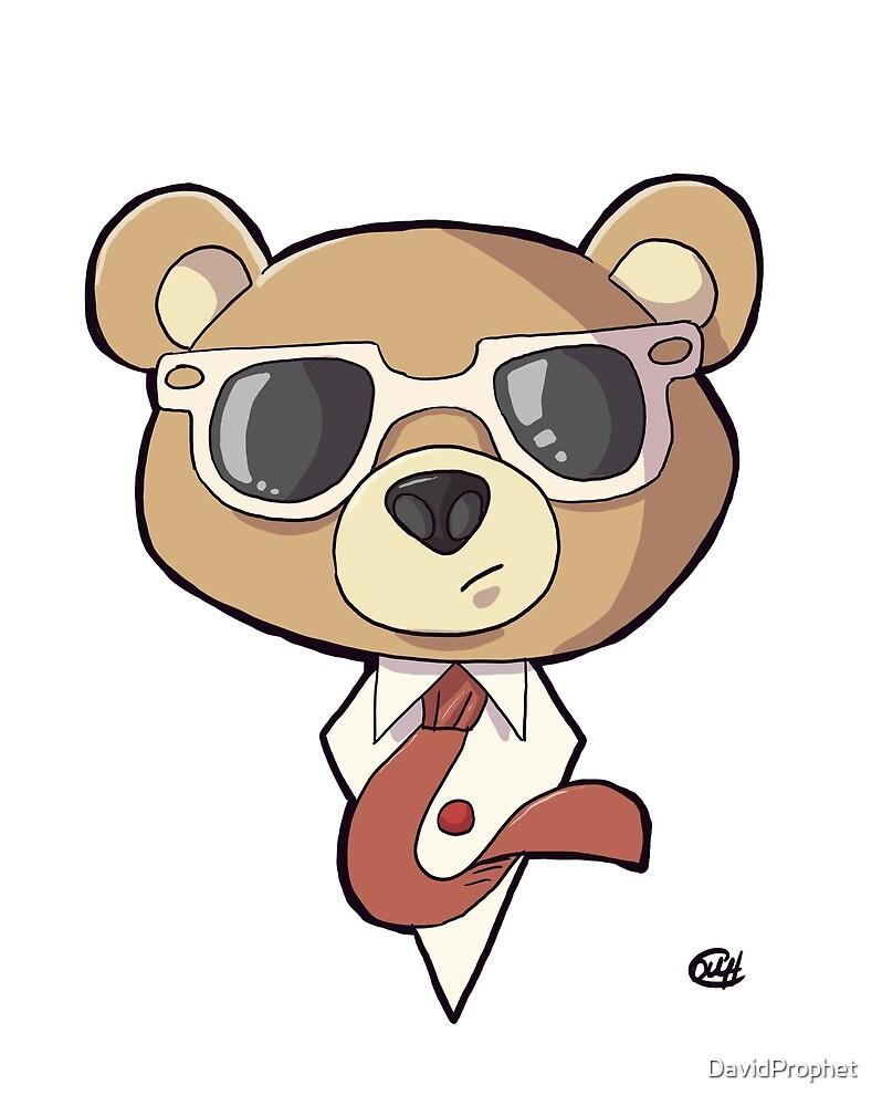 Cutie Tie Bear by DavidProphet