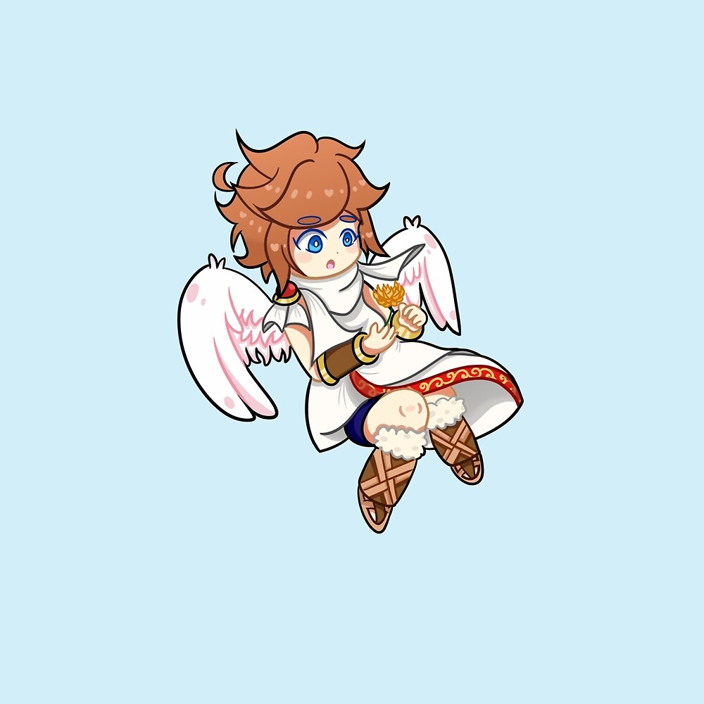 Kid Icarus Pit by SketchyP