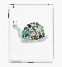 Sea Glass Snail iPad Case/Skin