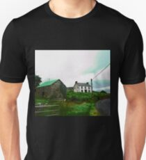 Irish Barn #2, Donegal, Ireland Unisex T-Shirt