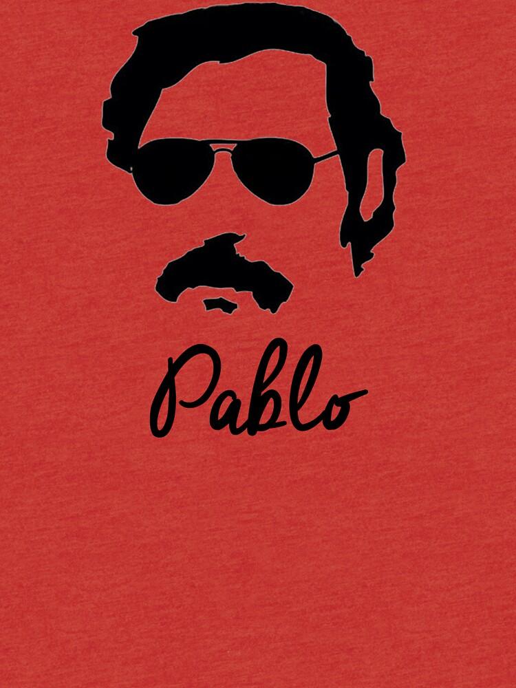 Quot Pablo Escobar Sunglasses Quot T Shirt By Jnevinsdesigns