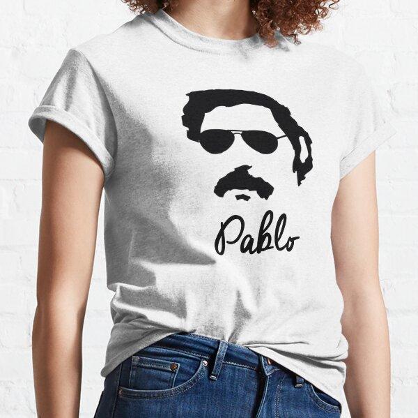Gafas de sol Pablo Escobar Camiseta clásica
